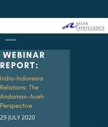 India-Indonesia Relations: The Andaman-Aceh Perspective