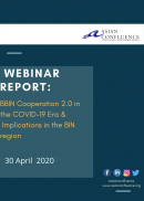 BBIN Cooperation 2.0 in the COVID-19 Era &  Implications in the BIN region
