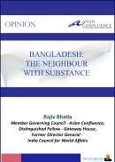 Bangladesh – The Neighbour with Substance