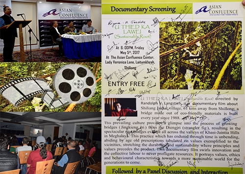 Documentary Film Screening 'U Thied Ka Lawei(Sustainable Root)'