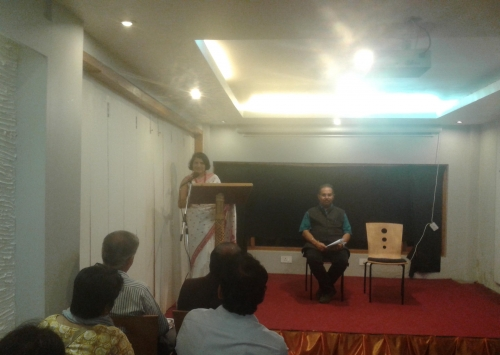 An Interactive Informal Reading Of Poems By Dr Nandini Sahu
