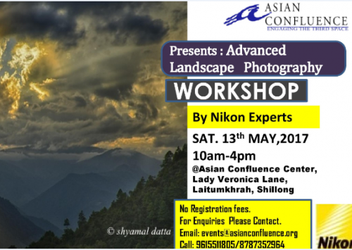 Nikon Advanced Landscape Photography Workshop