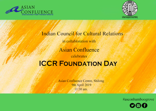 ICCR Foundation Day