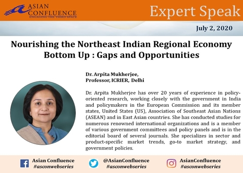 Nourishing the Northeast Indian Regional Economy Bottom Up: Gaps and Opportunities