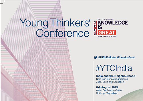 Young Thinkers Conference 2019 : India and the Neighbourhood