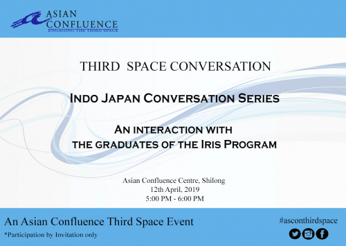 Indo Japan Conversation Series: A talk with the Graduates of the Iris program