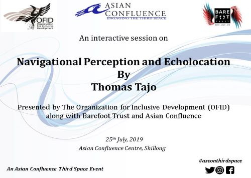 Navigational Perception and Echolocation by Thomas Tajo