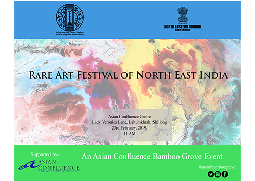 Rare Art Festival of North East India