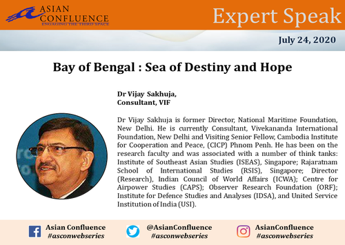 Bay of Bengal: Sea of Destiny and Hope