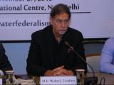 HE Mr. Mr Walter J. Lindner, delivering the Special Address