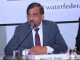 Shri. U.P. Singh, delivering his Keynote Address