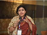 Dr. Nazneen Ahmed, Senior Research Fellow, Bangladesh Institute of Development Studies sharing her reflections as a distinguished working group member for Stakeholder Consultation 2: Tourism