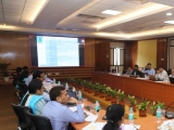 Benefit Sharing Strategy for the Meghna Basin for Bangladesh & India held at NESAC UMIAM