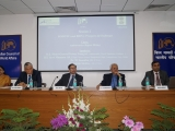 The second session of the international seminar was chaired by Ambassador Rajeet Mitter