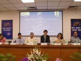 The third session of the seminar was chaired by Ambassador Nalin Surie, who welcomed the Speakers on the panel.